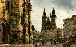 Чехия из Казани на 4 дня