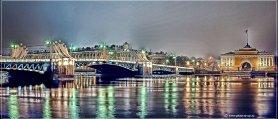 Зимние автобусные туры в Санкт- Петербург из Казани!