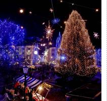 Новый Год в Словении!