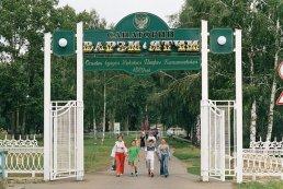 Санаторий Варзи- Ятчи - один из самых популярных курортов Поволжья